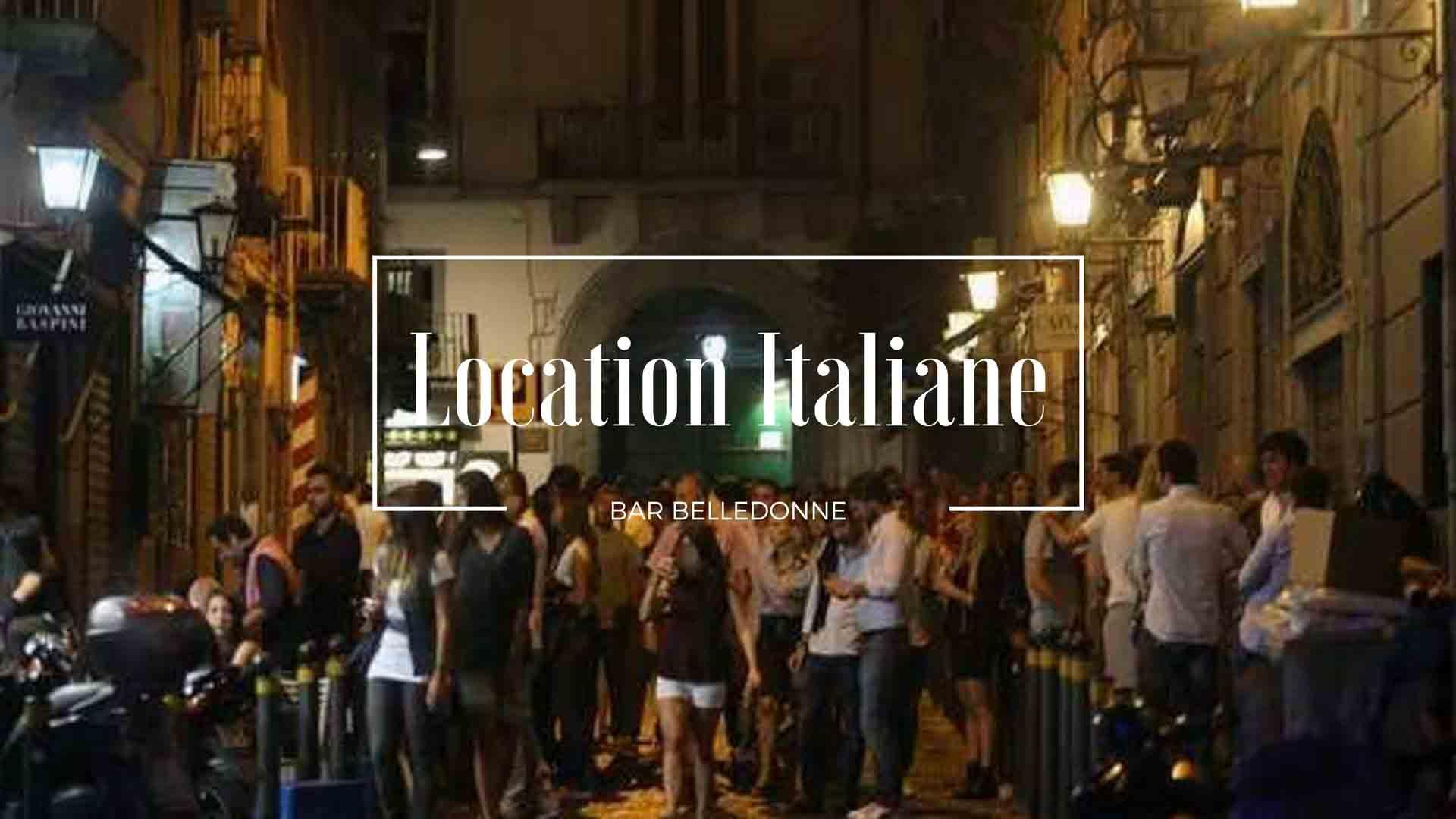 Bar Belledonne Napoli