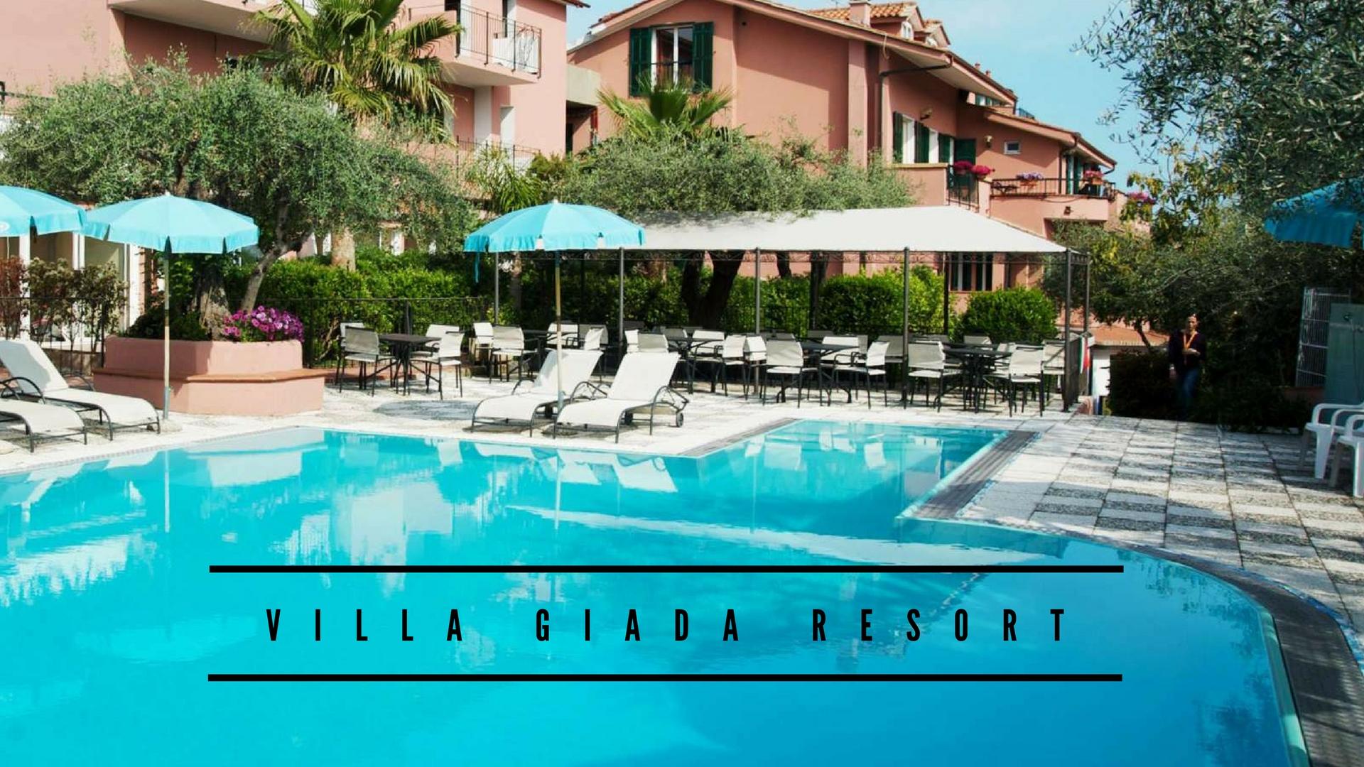 Villa Giada Resort - Imperia