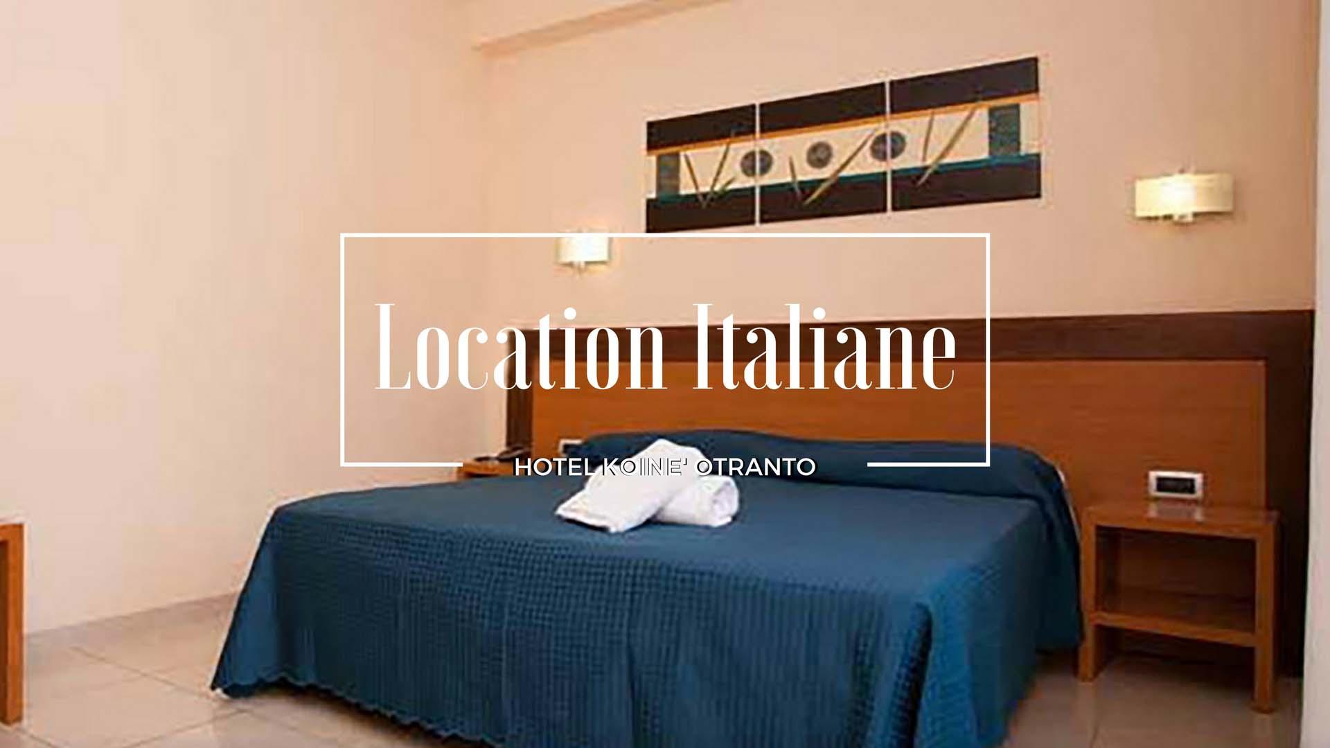 Hotel Koinè Otranto
