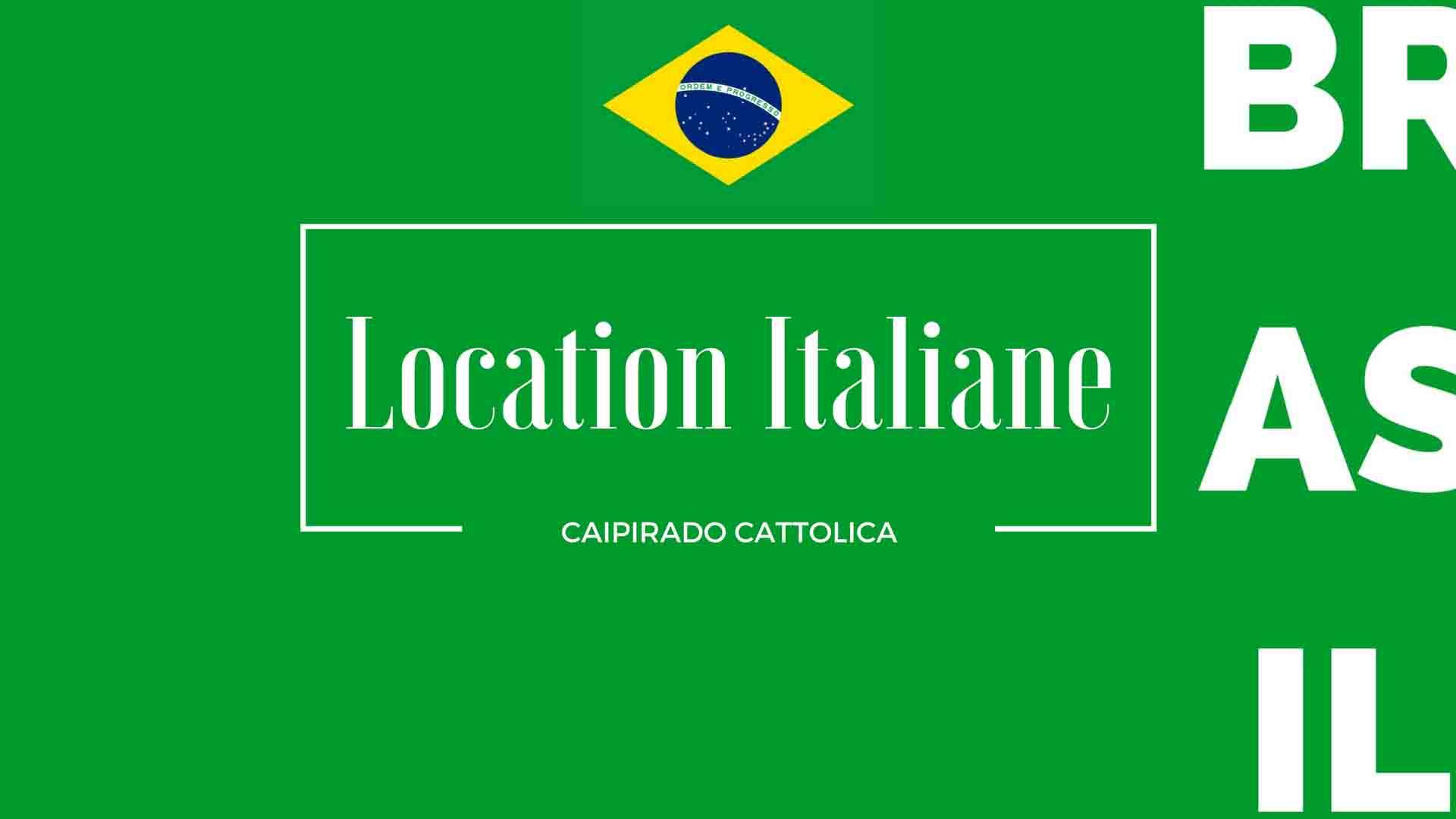 Caipirado ristorante brasiliano cattolica