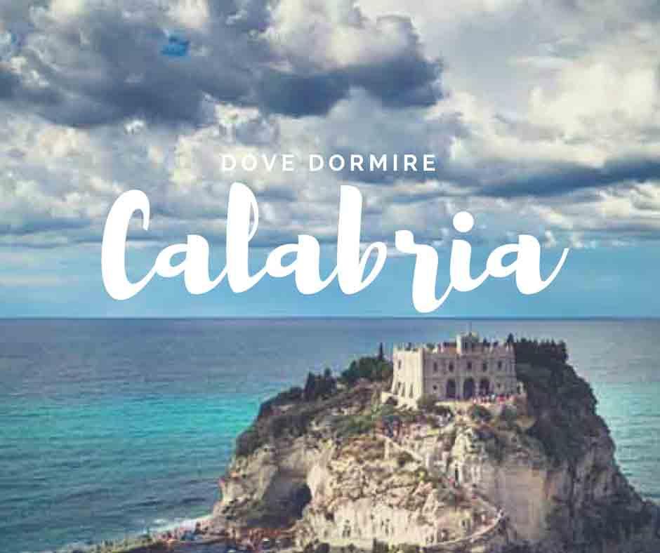 Calabria dove dormire