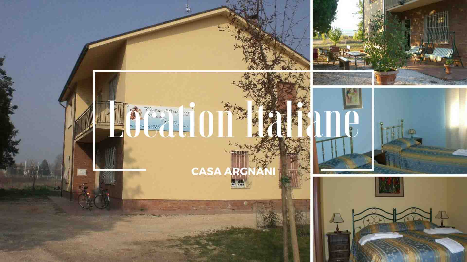 Casa Argnani affittacamere Faenza