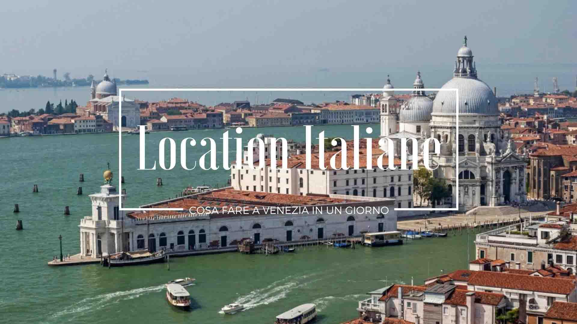 Cosa fare a Venezia in un giorno