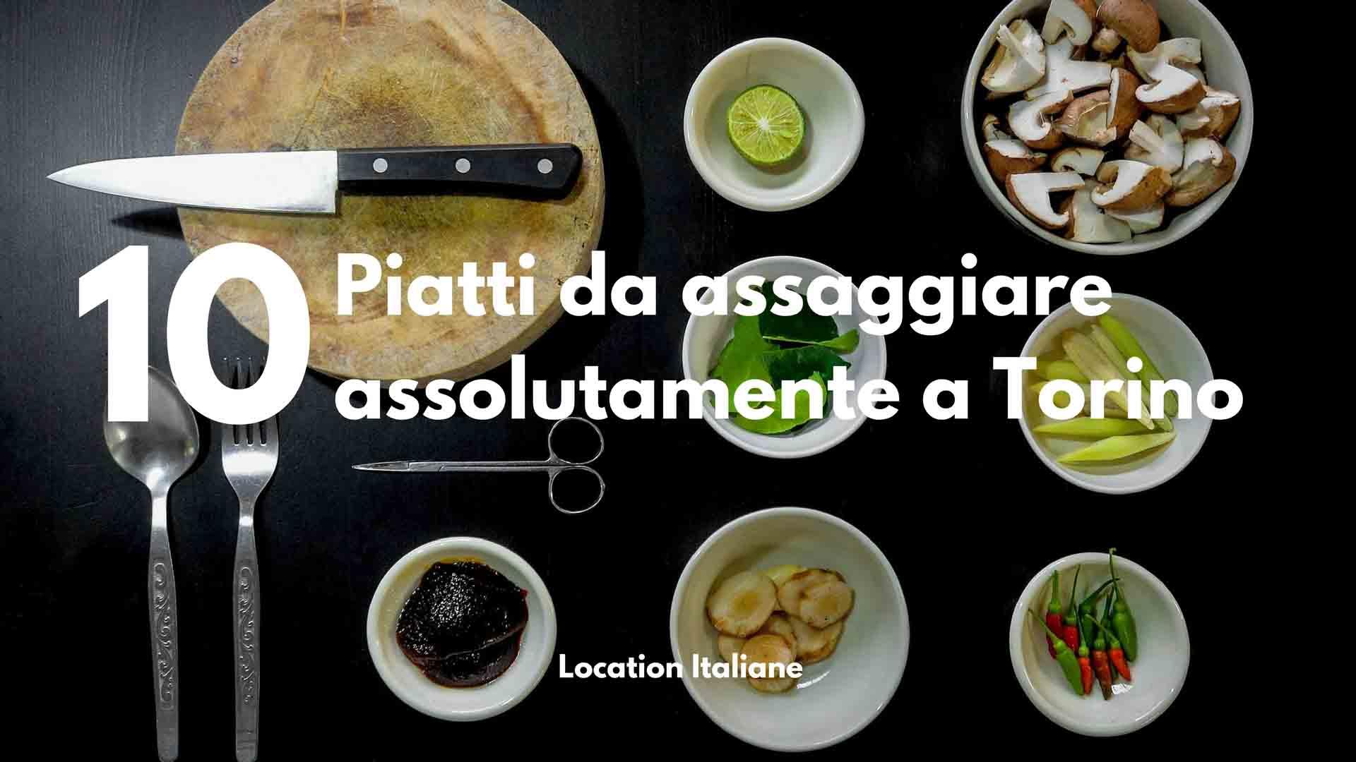 Cosa mangiare a Torino