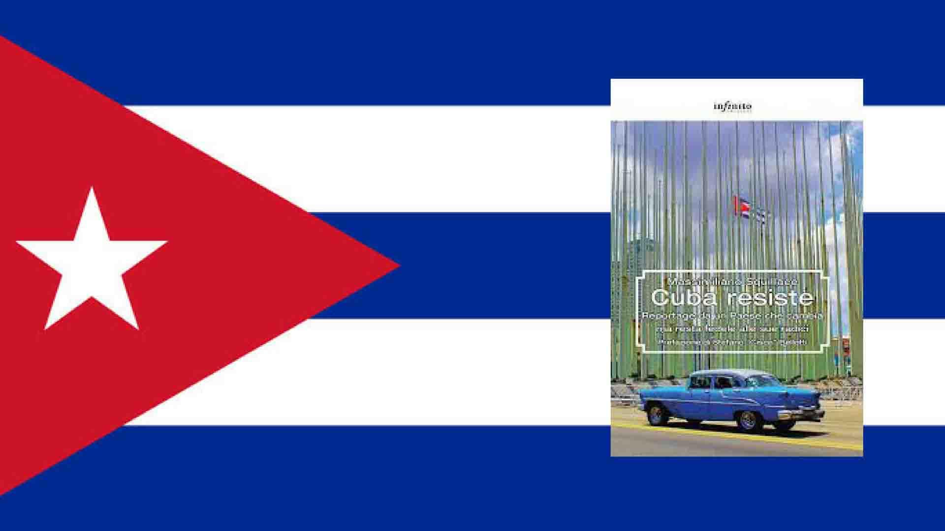 Un libro per le vacanze Cuba Resiste