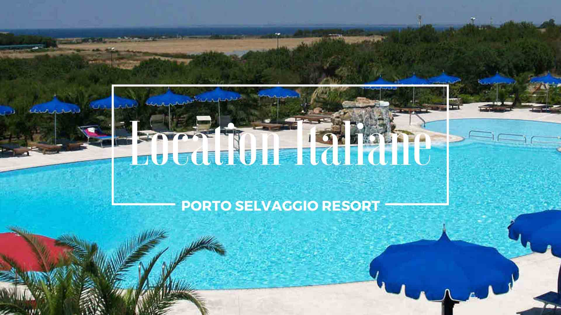 Hotel Resort Porto Selvaggio