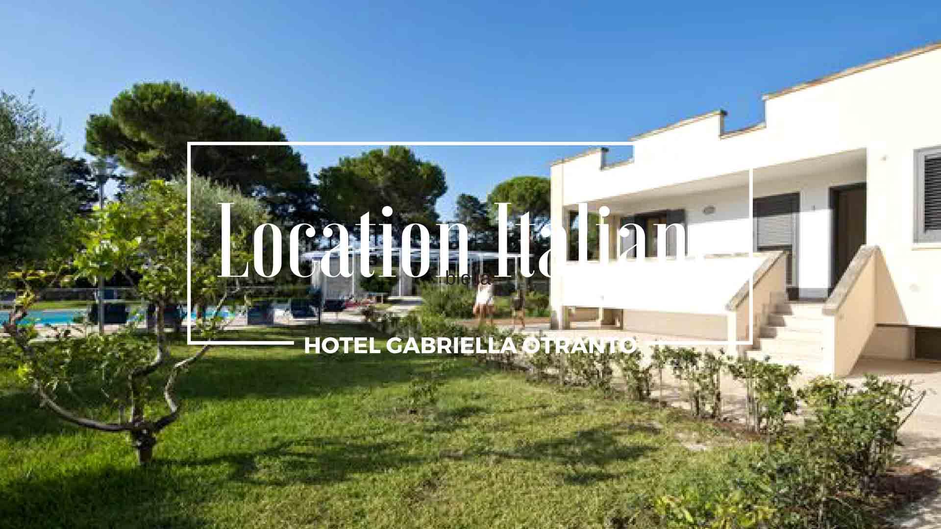 Hotel Gabriella Otranto
