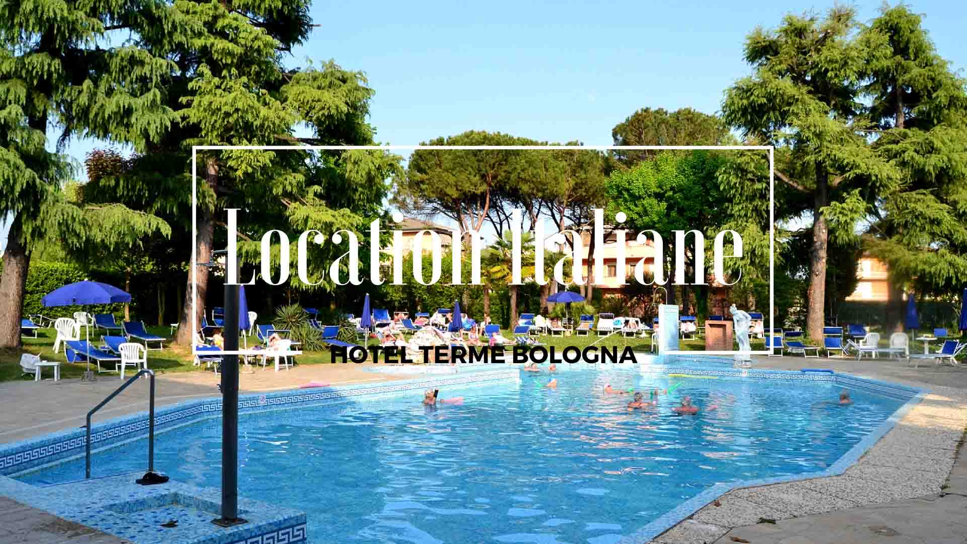 Hotel Terme Bologna Abano Terme