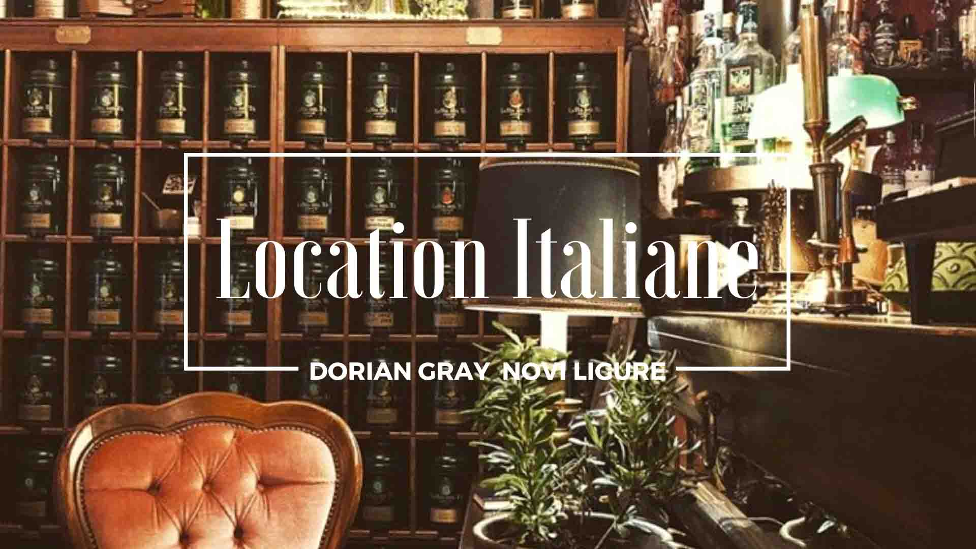 Dorian Grey Restaurant Bistrot Novi Ligure